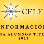 Nomina alumnos titulados 2017